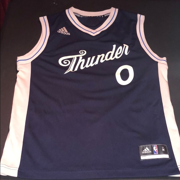 new product 0a4c8 db8e9 Russell Westbrook Christmas Jersey *YOUTH*